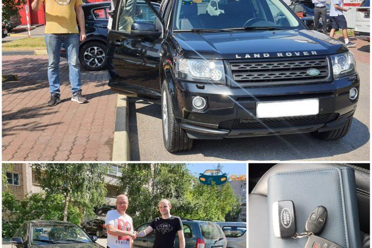 Land Rover Freelander II Рестайлинг